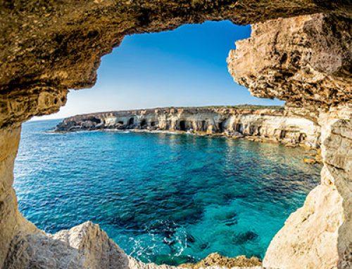 Cape Greko – Sea Caves- Cliff Jumping